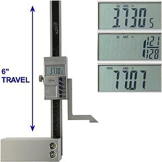 اندازه گیری قد الکترونیکی دیجیتال iGaging با پایه مغناطیسی ، 6 اینچ