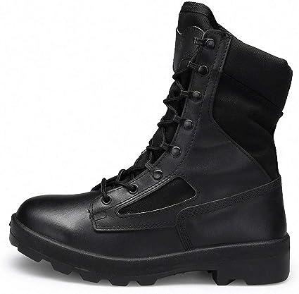 Shoes Leather Snow Boots Men