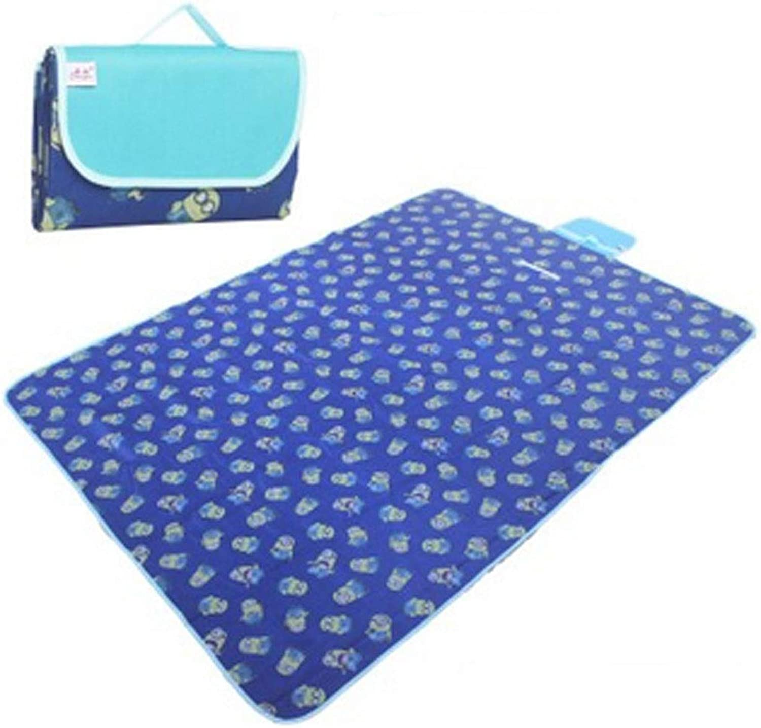 Camping Mat, Outdoor Waterproof Beach Mat, Picnic Mat, 250  150 cm, Suitable for Outdoor Travel, Multicolor Optional (color   A04, Size   250  150cm)