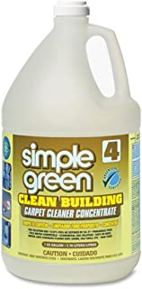 Simple Green 11201 Clean Building Carpet Concentrate Cleaner, 1 Gallon Bottle