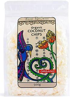 Food to Nourish Food to Nourish Organic Coconut Chips 500 g