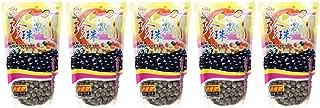 Wufuyuan - Tapioca Pearl (Black) - Net Wt. 8.8 Oz (Pack of 5)