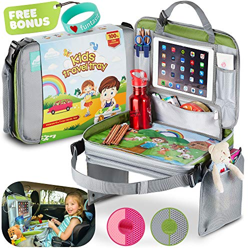 Perfect Activity Tray Or Car Seat Tray Kids Travel Free Bag Kids Play Tray