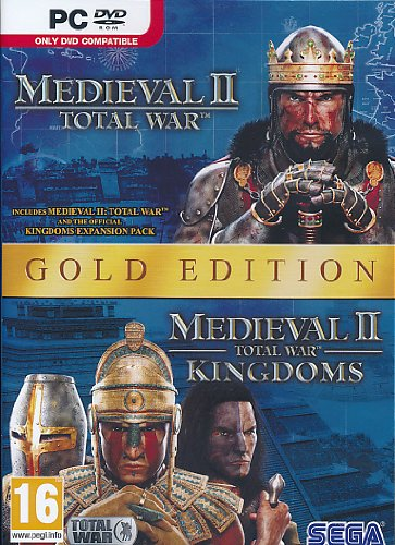 Medieval II: Total War & Total War: Kingdom - Gold Edition [PEGI]