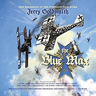The Blue Max New Recording of the Complete Film Score