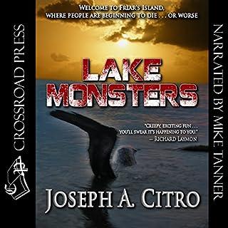 Lake Monsters audiobook cover art