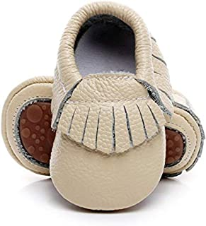 INFISPACE® Baby's Leather Anti-Slip Shoes