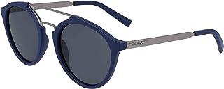 نظارة شمسية للرجال من نوتيكا، لون رمادي، 53 ملم، N3645SP