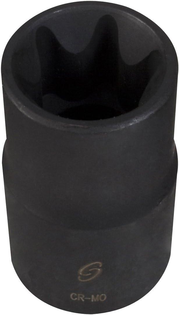 Sunex 9911b24 price 1 2-Inch Drive Socket Star Los Angeles Mall External E24