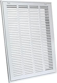 EZ-FLO 61631 Return Air Filter Grille, 16