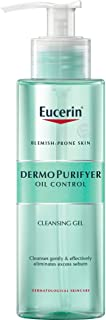 EUCERIN OIL CONTROL CLEANSING GEL 200 ML