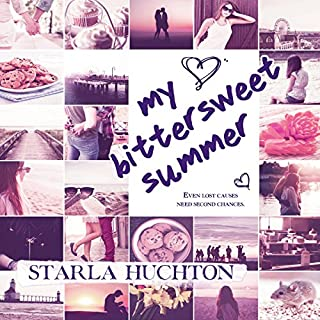 My Bittersweet Summer audiobook cover art