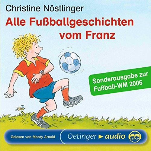 Fußballgeschichten vom Franz Titelbild