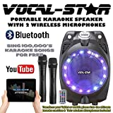 Vocal-Star VS-SP30 Wireless Karaoke Machine