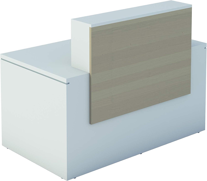 Sfacil Mostrador de recepción, 140x80x75cm