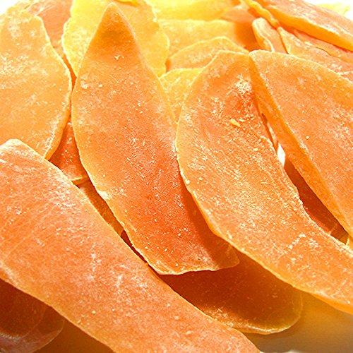 ドライマンゴー - タイ産 ギュッと凝縮されたトロピカルな味♪ (1kg)