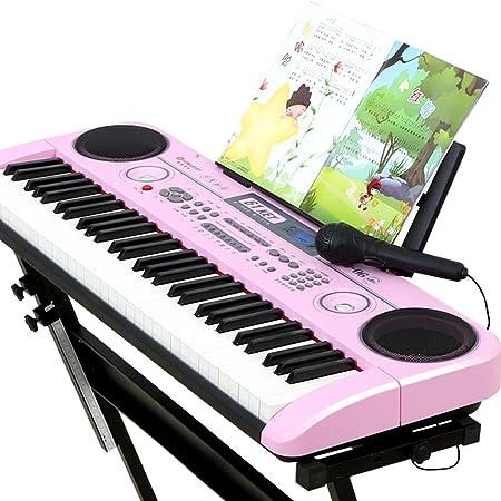 Teclado Niños Principiantes Entrada 3-12 Años Old Girl Piano ...