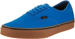 103ed1e862 Vans Unisex Shoes Authentic Imperial Blue Black (Gum) Fashion Skate Sneakers