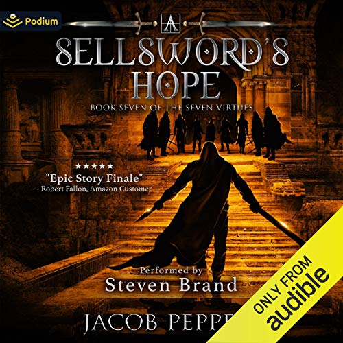 A Sellsword's Hope cover art
