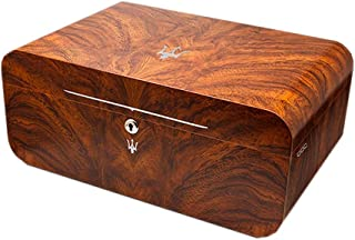 Cigar Smoking Accessories Creative European Cedar Cedar Wood Solid Wood Painted Cigar Box humidor