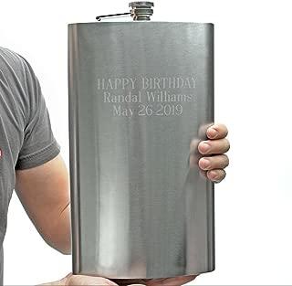 Sasquatch 128oz Extremely Large Flask