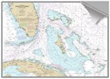 MAPTECH Florida Straits and The Bahamas