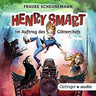 Im Auftrag des Götterchefs (Henry Smart 1) Titelbild