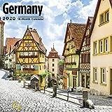 Germany Wall Calendar 2020