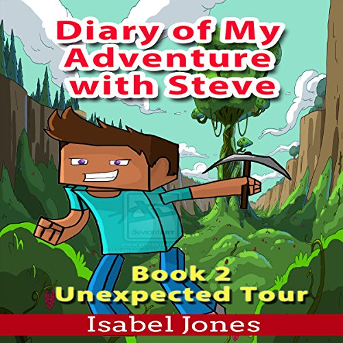 Couverture de Diary of My Adventure with Steve