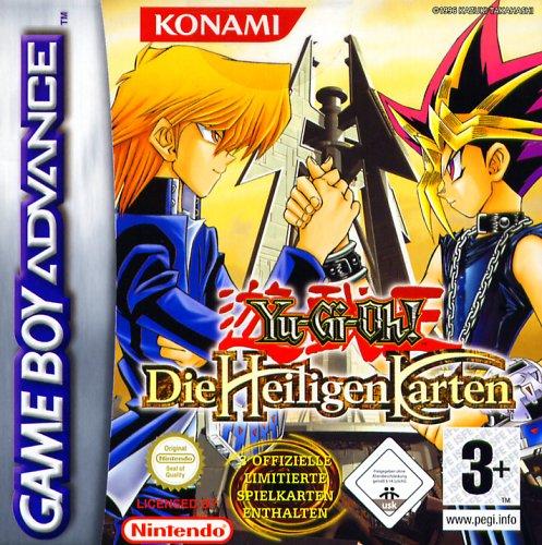 Yu-Gi-Oh! - Die heiligen Karten
