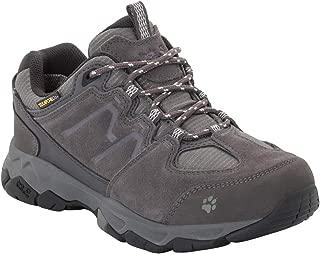Jack Wolfskin Women's MTN Attack 6 Texapore Low Women's Waterproof Hiking Shoe Shoe