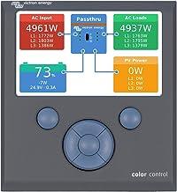 Victron Color Control GX Monitor - Button Control [BPP010300100R]