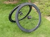 Best Carbon Wheelsets - Full Carbon 3K Glossy Road Bike Clincher Wheel Review