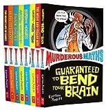 Murderous Maths Collection 10 Books Set