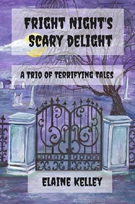 Fright Night's Scary Delight: A Trio of Terrifying Tales (English Edition)
