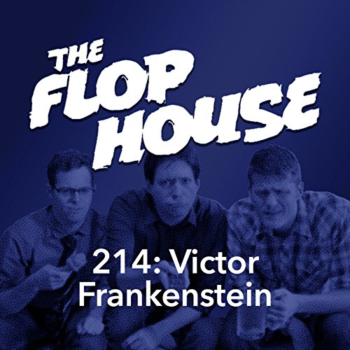 214: Victor Frankenstein audiobook cover art