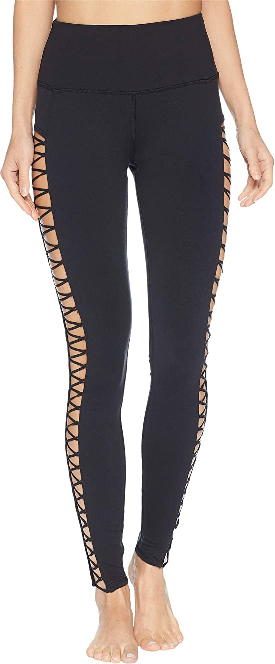 ALO Women's High Line Lace-Up Legging