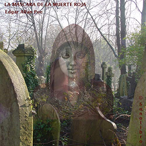 La Mascara de la Muerte Roja [The Masque of the Red Death]  By  cover art
