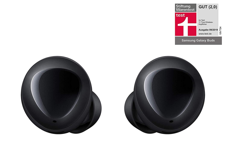 Samsung Galaxy Buds - Auriculares (Inalámbrico, Dentro de oído, Binaural, Intraaural, Negro): Amazon.es: Electrónica