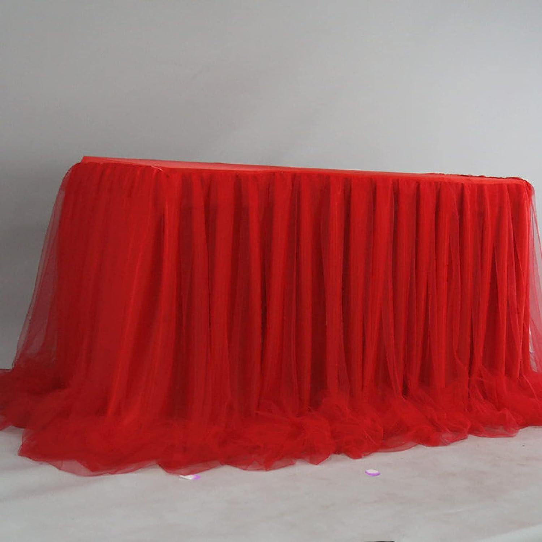 3929 inch Table Cloth Tutu Yarn Wedding for Kids Manufacturer regenerated product Bir Skirt Arlington Mall