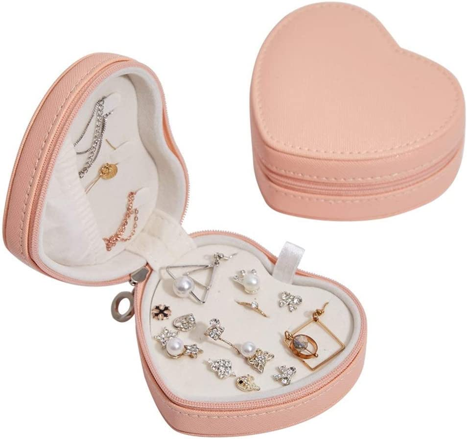 SBCDY Jewelry Box Organizer Earring Ultra-Cheap Deals Necklaces f Case Spasm price