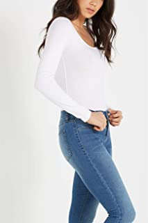Soft & Stretchable Cotton Under Shirt with Full Sleeve for girls and women