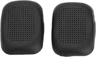 2Pcs Earpads Replacement Ear Pads Cushion Kit for EB20 EB201 Bluetooth Headset Black