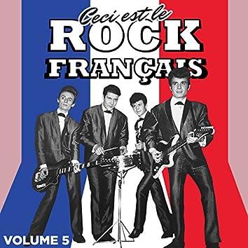 Ceci est Rock Français, Vol. 5