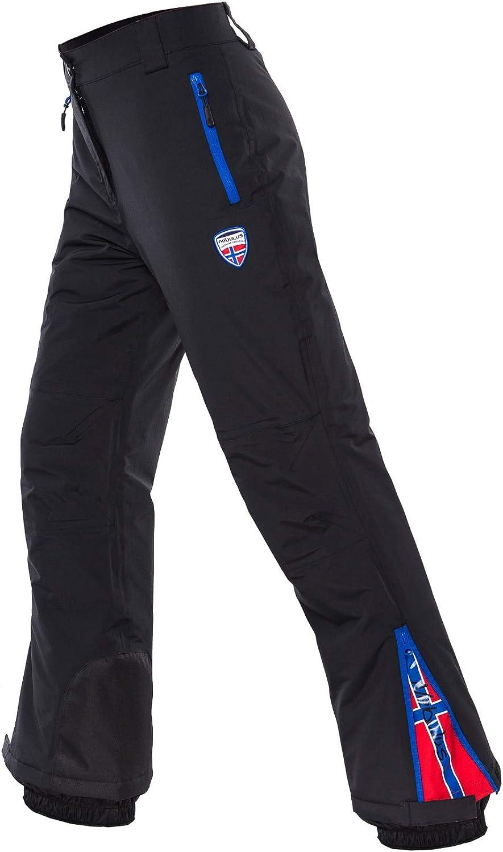 Nebulus Downforce - Pantalones de esquí Mujer