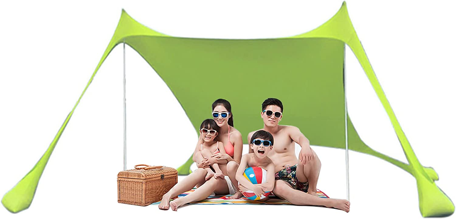 Tents Beach Tent Sunshade for Ca Resistant Person Popular shop is the lowest price challenge 3-4 Wind depot