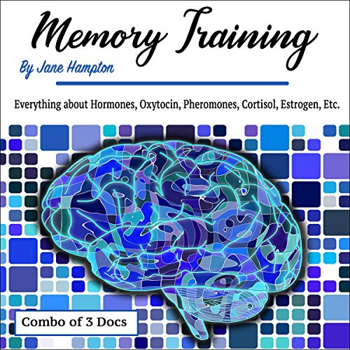 Memory Training audiobook cover art