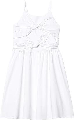 Front Bows Dress (Big Kids)