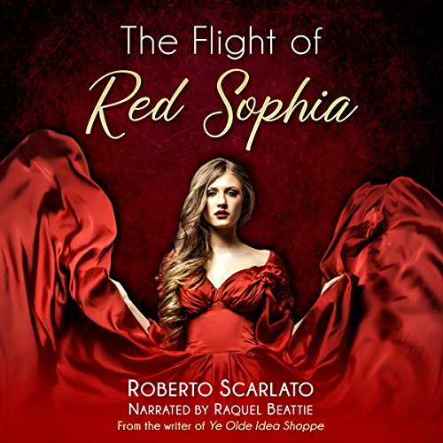 The Flight of Red Sophia audiobook cover art