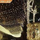 Uping Cadena de Luces, Guirnalda Luminosa 300 LED, 8 Modos de Luz...